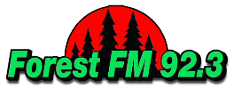 the Forest FM radio logotype